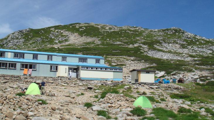 駒ケ岳頂上山荘