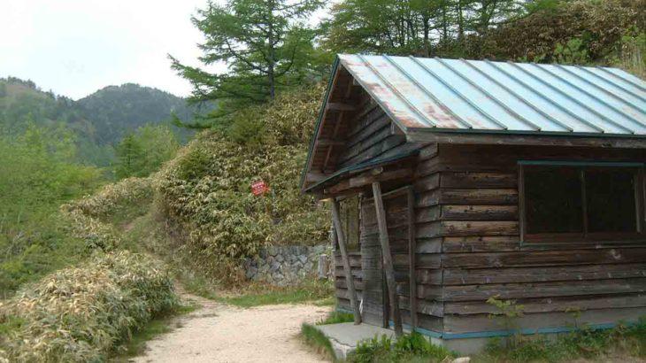 摺古木自然園休憩舎