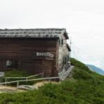 空木駒峰ヒュッテ