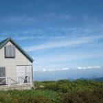 船形山小屋