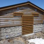 岩木山頂避難小屋