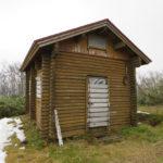 竜ヶ森避難小屋