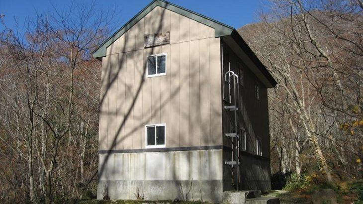 樋ノ沢避難小屋