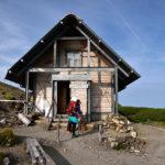 荒川中岳避難小屋