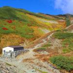 雪倉岳避難小屋
