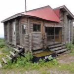 ピヤシリ山頂避難小屋